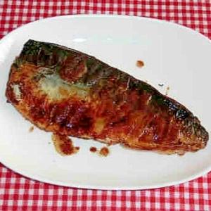 ♪鯖のあまから焼き♪