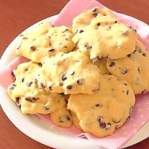 節電!レンジで3分クッキー(動画レシピ)