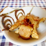 焼きヒラタケのおかかポン酢