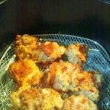 ノンフライヤー 鶏から揚げ