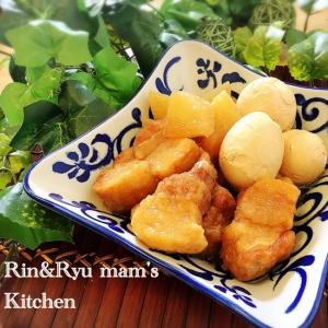 炊飯器で味しみ*やわらかお箸で切れる豚の角煮