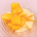 基本のお家で簡単に!おいしいいいマンゴープリン!
