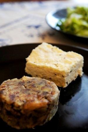 鯖缶で簡単、鯖とポテトのリエット