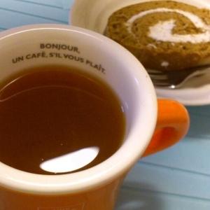 生姜deしょうがフルーツ紅茶