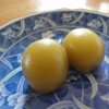 梅の甘露煮