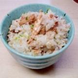 さんま大好き。秋刀魚ご飯。