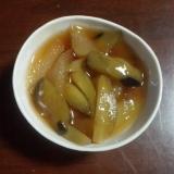 冬瓜と茄子の煮物