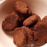 食物繊維豊富♪糠ココアクッキー