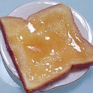 蜂蜜バタートースト