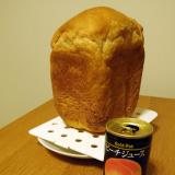 ほんのり甘くて美味しいピーチジュース食パン(HB)