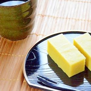 優しい甘さの生姜入り芋ようかん