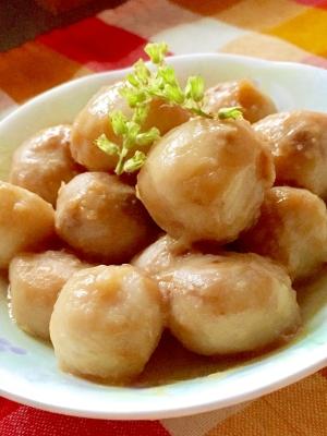 ★里芋の煮っころがし★