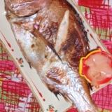鯛の柚子胡椒焼き
