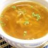 切干大根のコンソメスープ