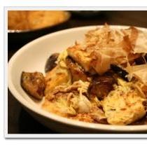 ボリューム満点★豚肉と豆腐の卵炒め★