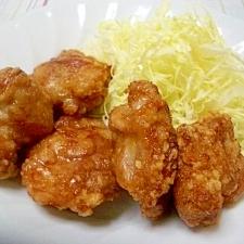 我が家の★鶏の唐揚げ