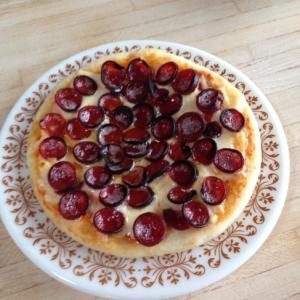 アメリカンなサラミピザ♡もう1枚おかわりpart2