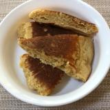 幼児食☆きなこパンケーキ