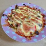 野菜のチーズマヨ焼き