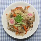 簡単☆乾燥あさりと乾燥野菜の炊き込みご飯