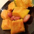 金時豆と南瓜の煮物☆