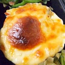 ポテトサラダグラタン