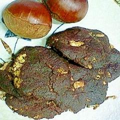 秋の味覚★栗inクッキー