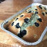 混ぜて焼くだけ!ブルーベリーのパウンドケーキ