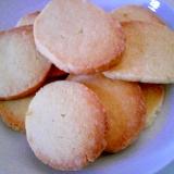 小麦粉、砂糖、卵、バターで簡単☆クッキー