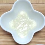 離乳食初期 レンジで簡単!〜豆腐のトロトロ煮〜