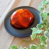 柿と黒糖かん