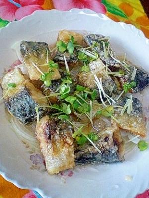 ❤ さっぱり美味しい!  鯖の南蛮漬け ❤