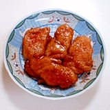 鶏ムネ肉の蒲焼風