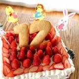 バースデーケーキ・12歳のお誕生日♪
