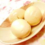 サッパリ❤ほうじ茶と生姜の煮卵❤
