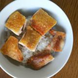 鶏丼(酢飯バージョン)