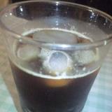 インスタントでも美味しい☆炭酸アイスコーヒー