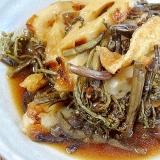 お惣菜☆ 「ちくわとワラビの炒め煮」