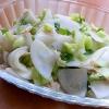 かぶとツナのサラダ