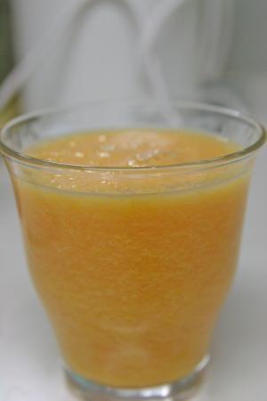 おいしい♪オレンジとグレープフルーツのジュース