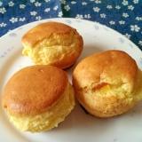 ホットケーキミックスで作る金柑のマフィン