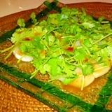 パクチー大好き♪ホタテのエスニックサラダ