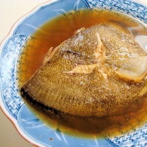 マコガレイ★煮物~♪