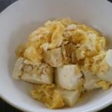 卵の炒り豆腐