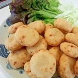おから豆腐ナゲット