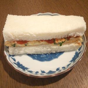 卵焼きサンドイッチ