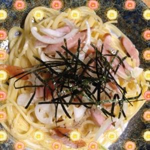 超簡単☆味噌クリームパスタ