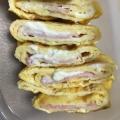 ベーコンマヨネーズ卵焼き