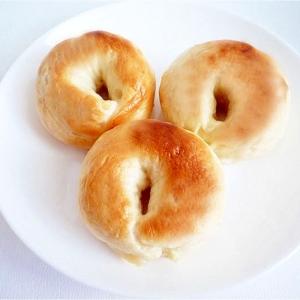 オーブントースターで簡単 ベーグル