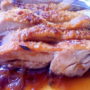 お弁当にも♪簡単鶏の照り焼き